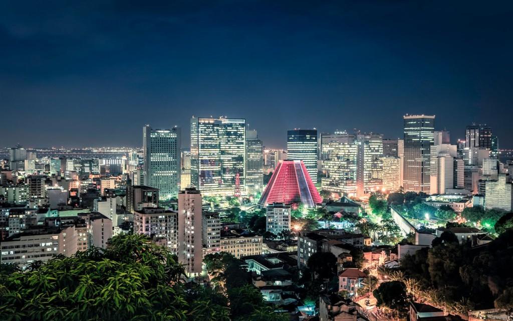 8. Рио-де-Жанейро.