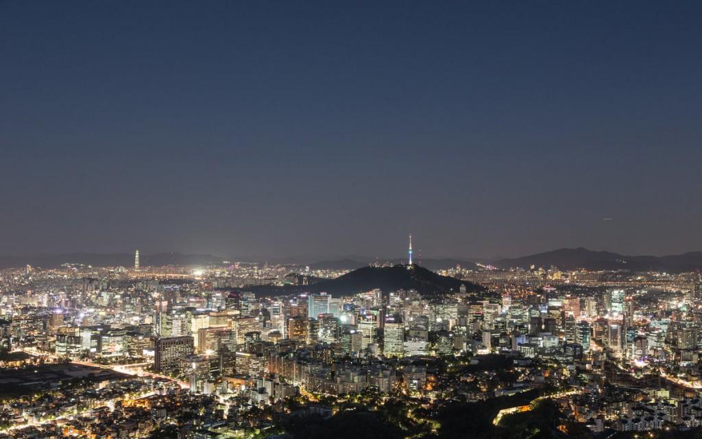 9. Сеул.