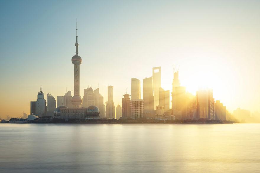 13. Шанхай, Китай.