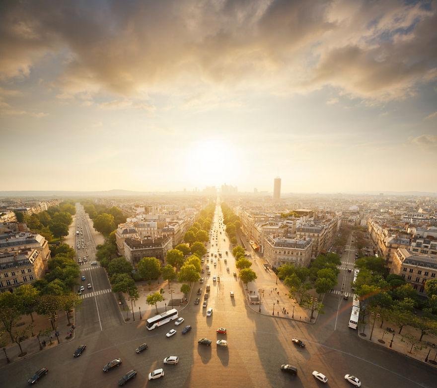 15. Париж, Франция.