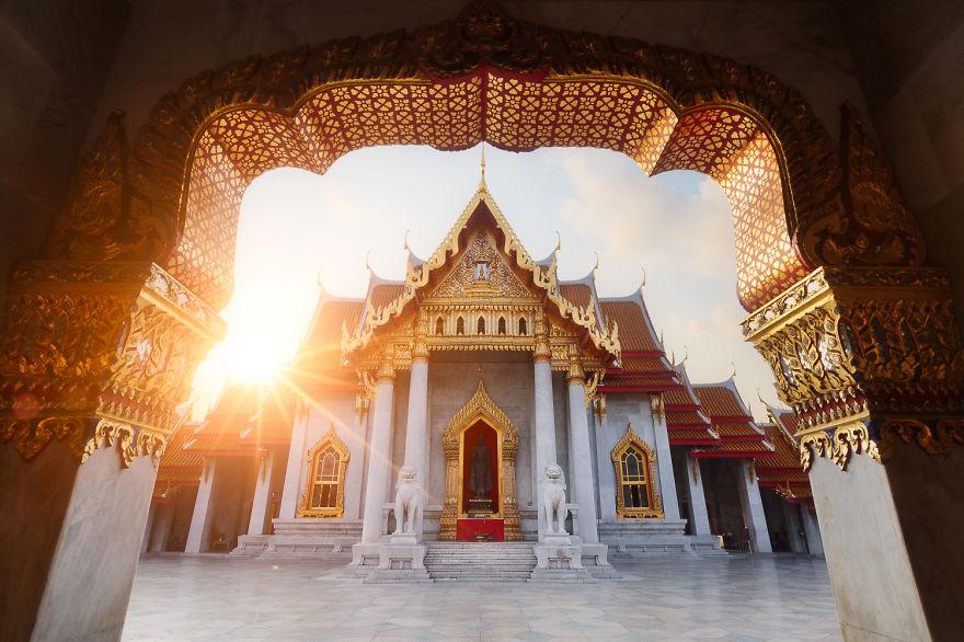 9. Бангкок, Таиланд.