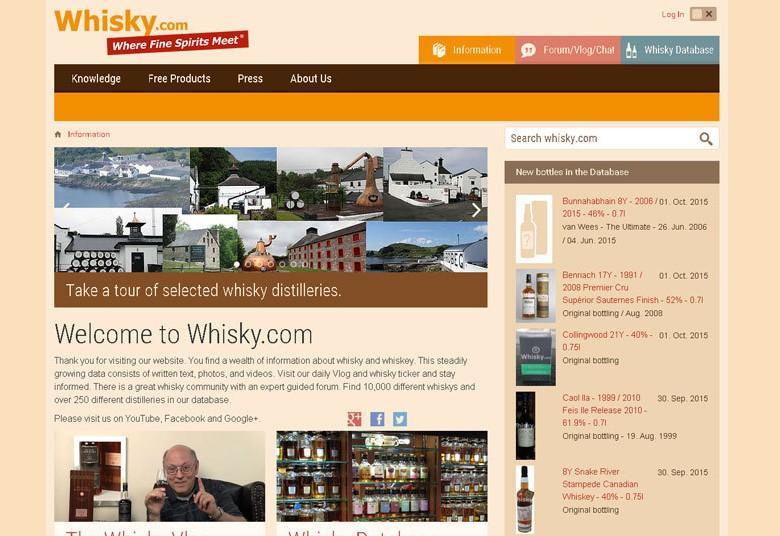 1. whisky.com – 3,1 миллиона долларов.