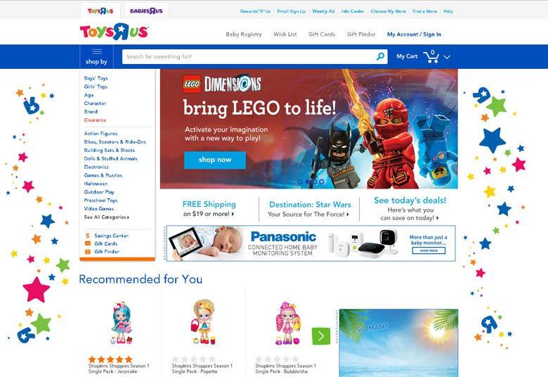 5. toys.com – 5,1 миллионов долларов.