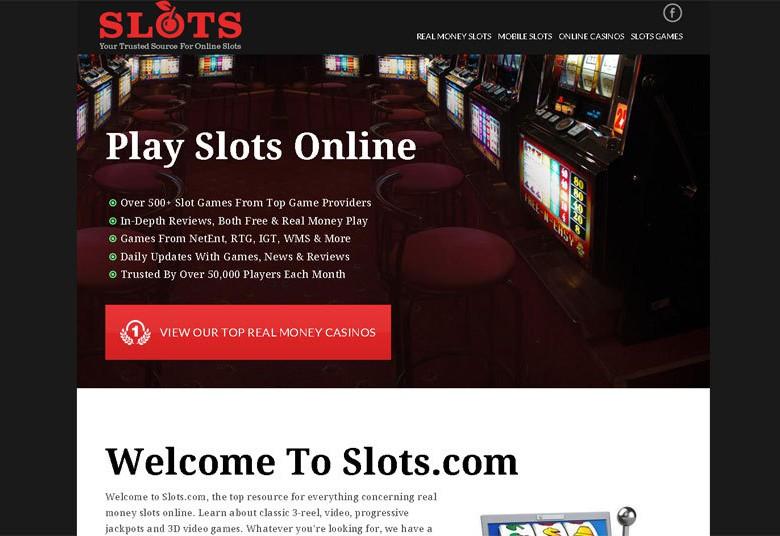6. slots.com  - 5,5 миллионов долларов.