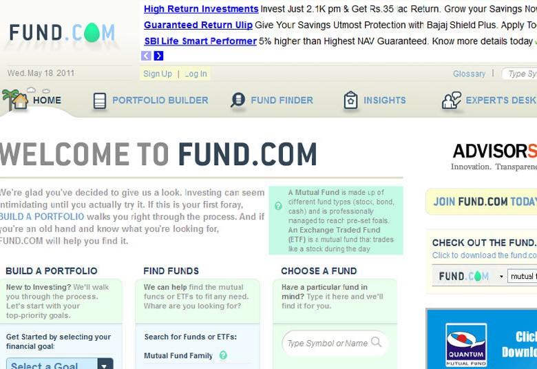 8. fund.com  - 9,995 миллионов долларов.