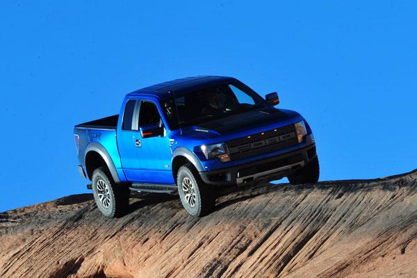 7. Ford Raptor.