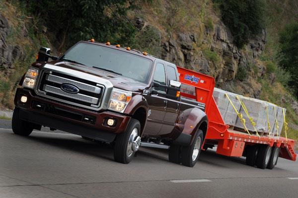 9. Ford Super Duty