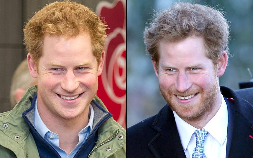 4. Его королевское бородейшиство – принц Гарри. Ну какой монарх без бороды?