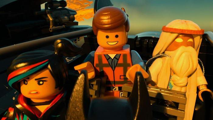 5. Лего.Фильм, 2014.