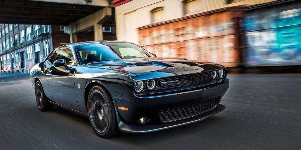 10. Dodge Challenger Scat Pack – 485 л.с. - $39 885.