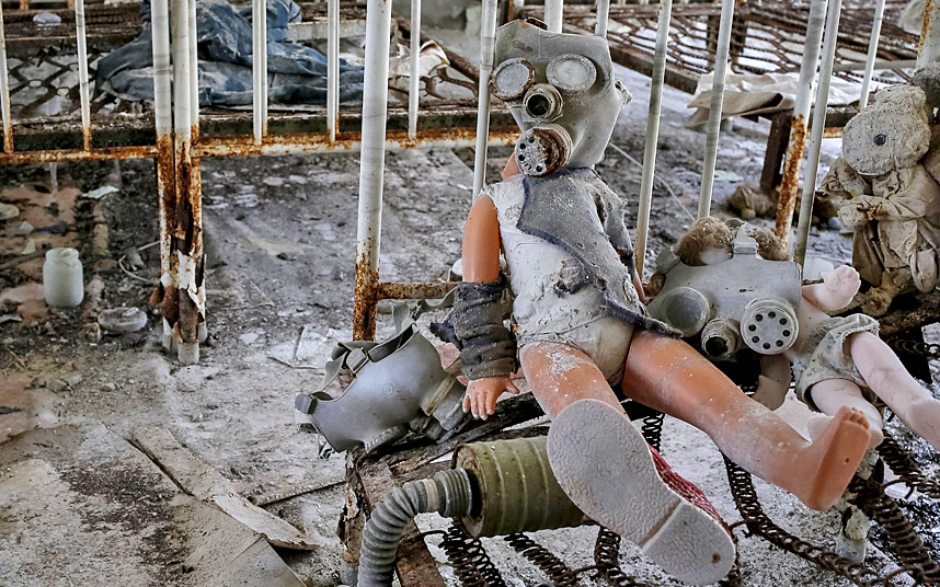 taking a look at the chernobyl disaster A rarely-seen view of the haunting ruins left by the chernobyl disaster, have been captured by a camera drone almost 30 years after one of the world's worst nuclear disasters, american filmmaker.