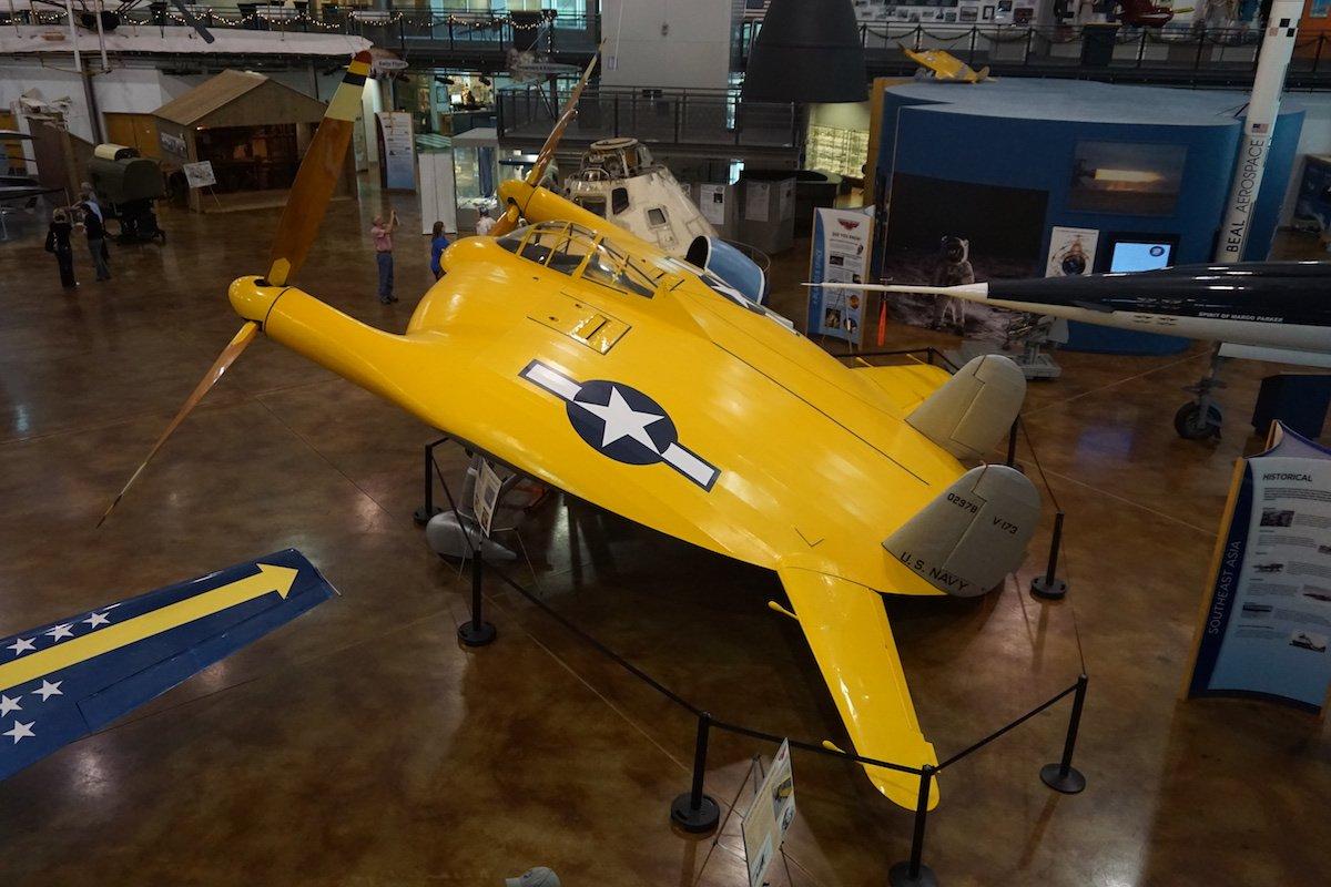 5. Vought V-173.