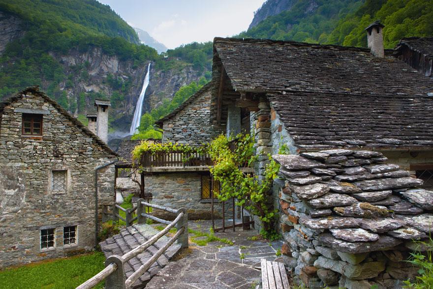 13. Форольо, Швейцария.