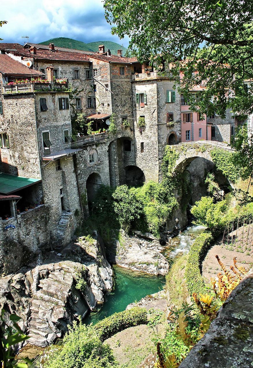 5. Баньоне, Италия.