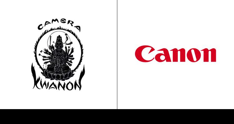 1. Логотип Canon был первоначально разработан в 1933 году. Более простой вариант логотипа компания ввела в 1956 году.