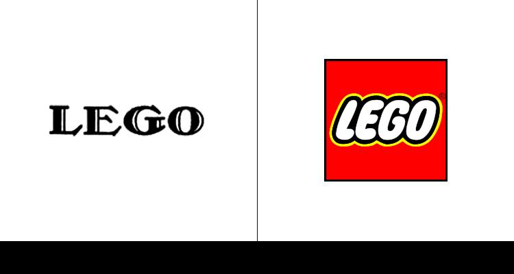11. Первый логотип Lego был разработан в 1935 году. Современный логотип Lego создан в 1998 году.