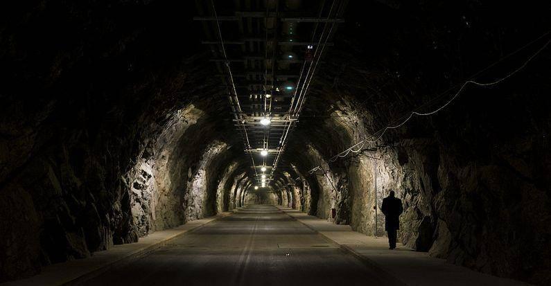 2. Подземный комплекс NORAD.