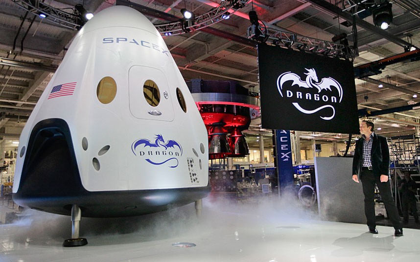 11. SpaceX ($ 12 млрд).