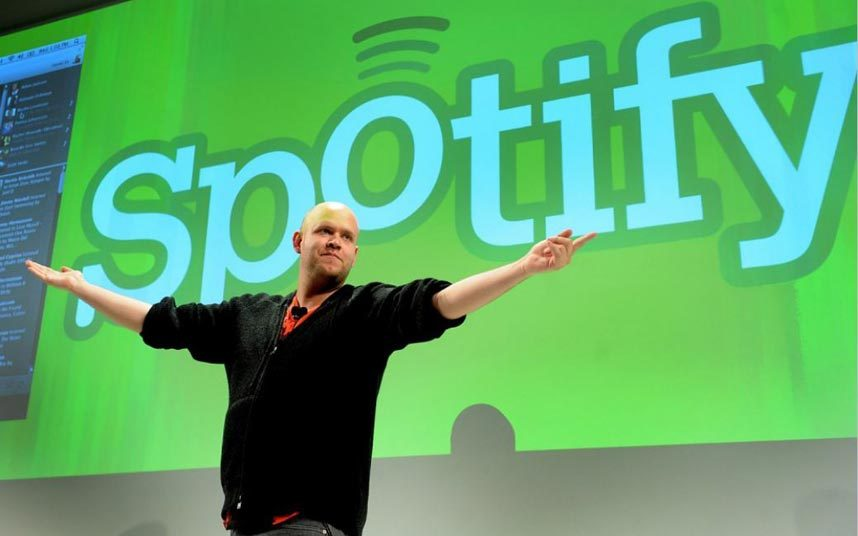5. Spotify ($ 8,5 млрд).