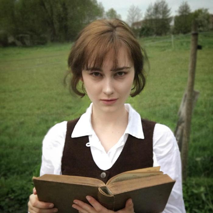 9. Элизабет из фильма «Гордость и предубеждение».