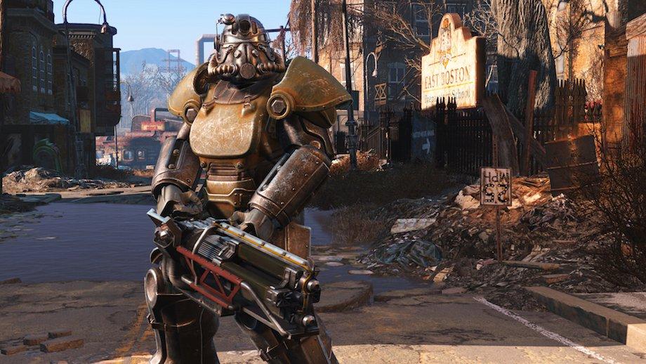 8. Fallout сейчас.