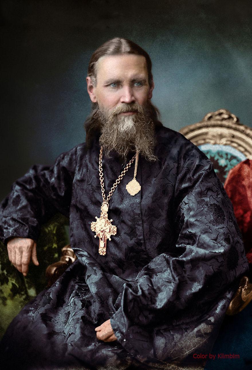25. Иоанн Кронштадтский.