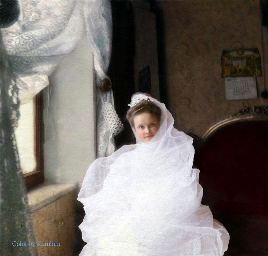 37. Невеста, 1903 год.