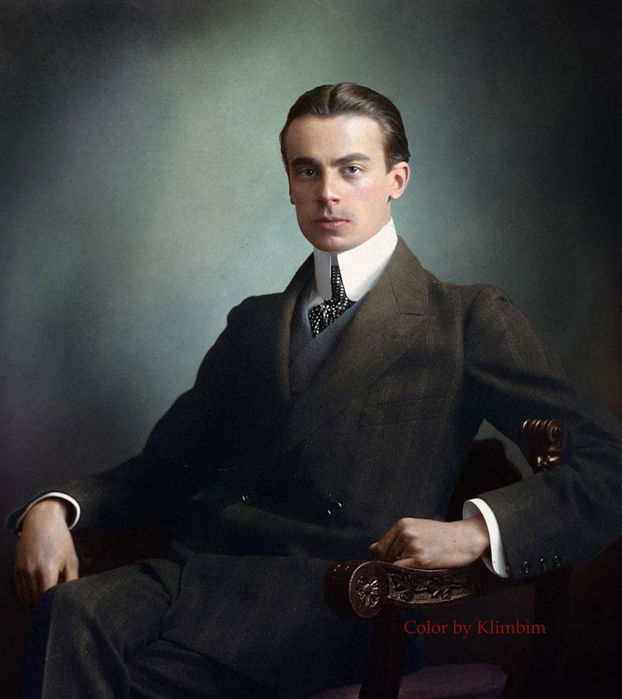 52. Князь Николай Феликсович Юсупов