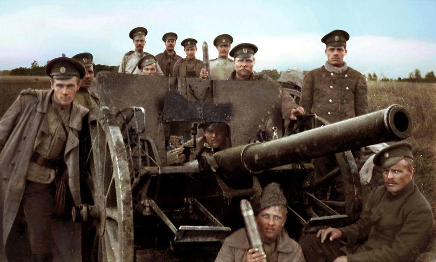 66. Последний снаряд, 1914 год.