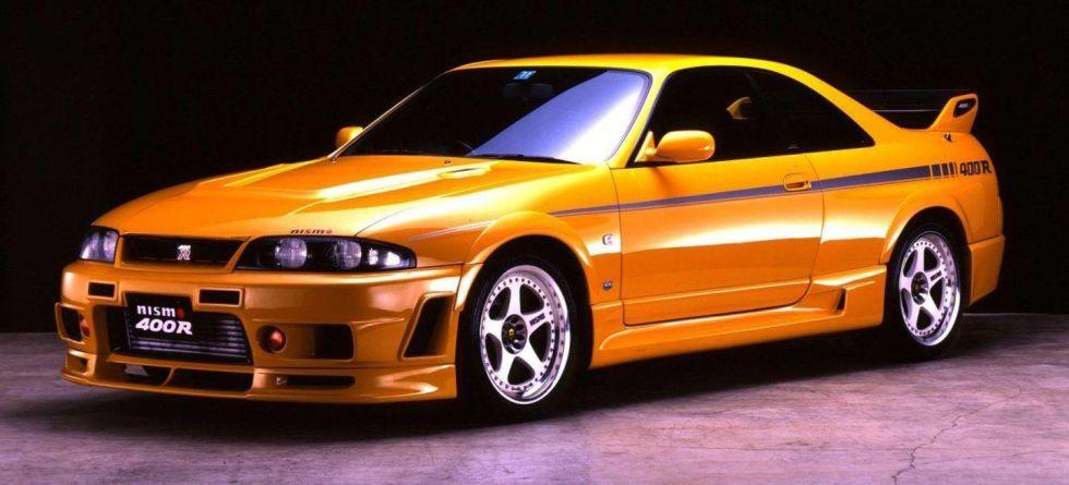 3. Nissan Skyline GT-R Nismo 400R.