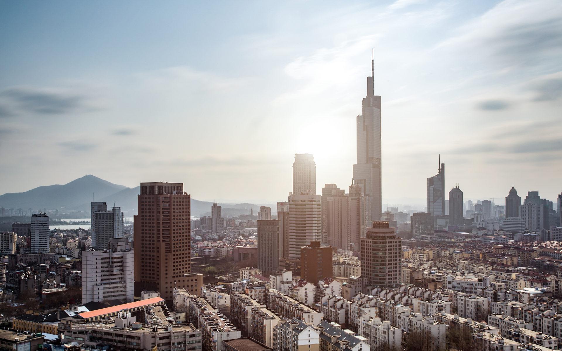 9. Финансовый центр Наньцзин-Гринлэнд (Нанкин, Китай) – 450 метров.