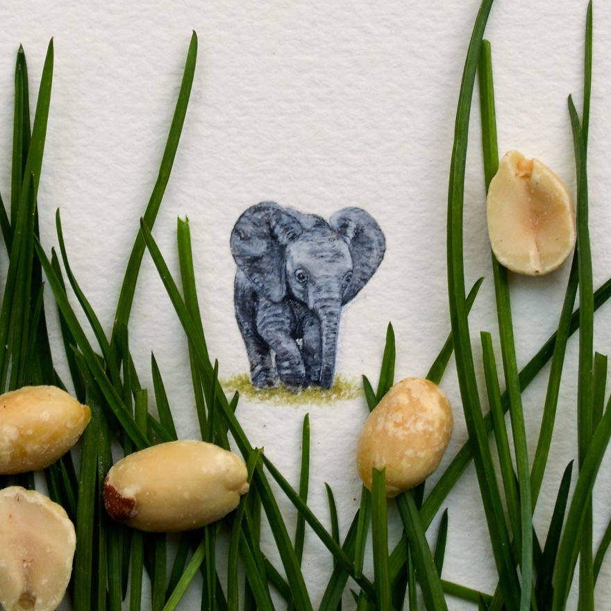 4. Слон.