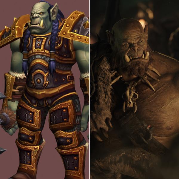 """12. Роберт Казински - Оргрим из """"Warcraft""""."""
