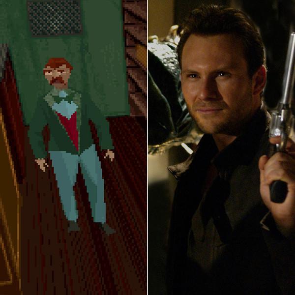 8. Кристиан Слейтер в роли Эдварда Карнби из серии игр «Alone in the Dark».