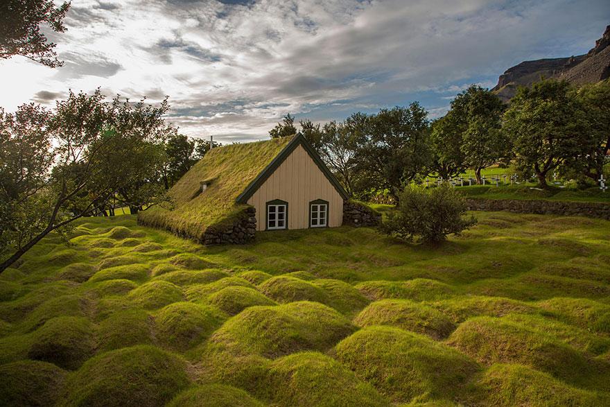 1. Ховскиркья, Исландия.