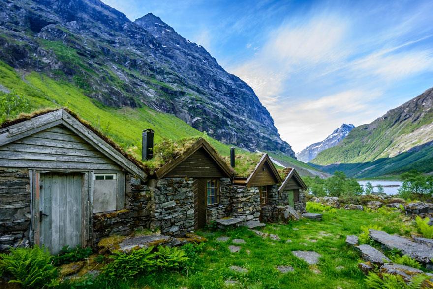 11. Геирангер, Норвегия.
