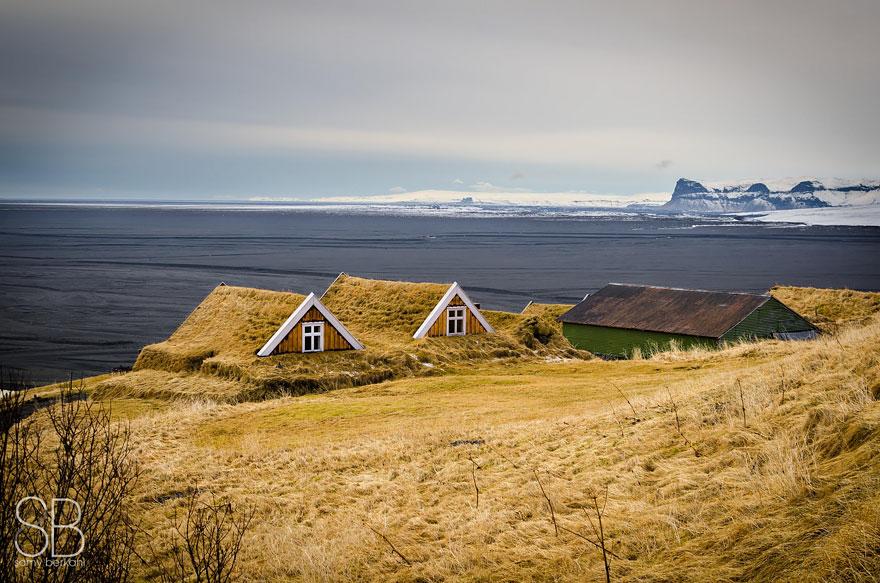17. Национальный парк Скафтафелль, Исландия.