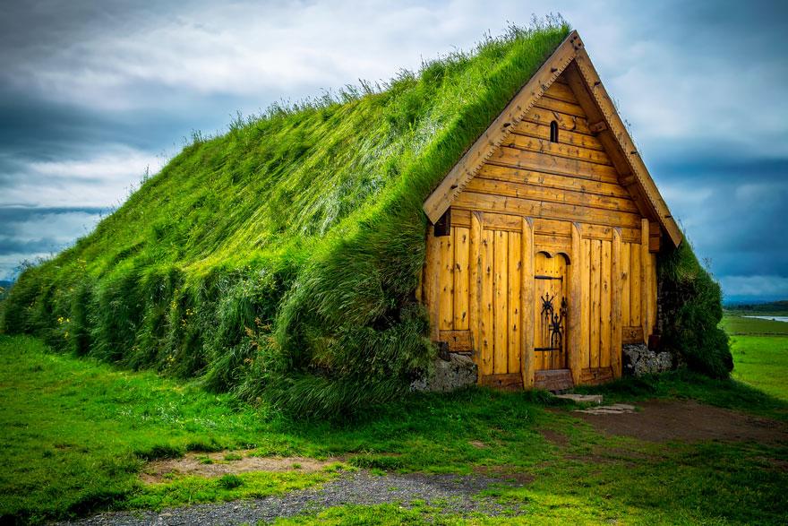 3. Скаульхольт, Исландия.