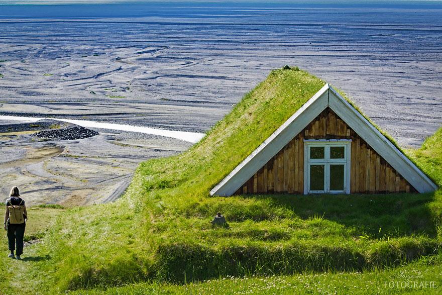 5. Ватнайёкюдль, Национальный парк, Исландия.