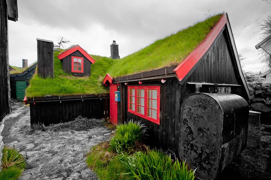 7. Торсхавн, Фарерские острова.