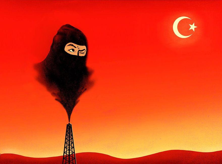 12. Нефтяные войны.