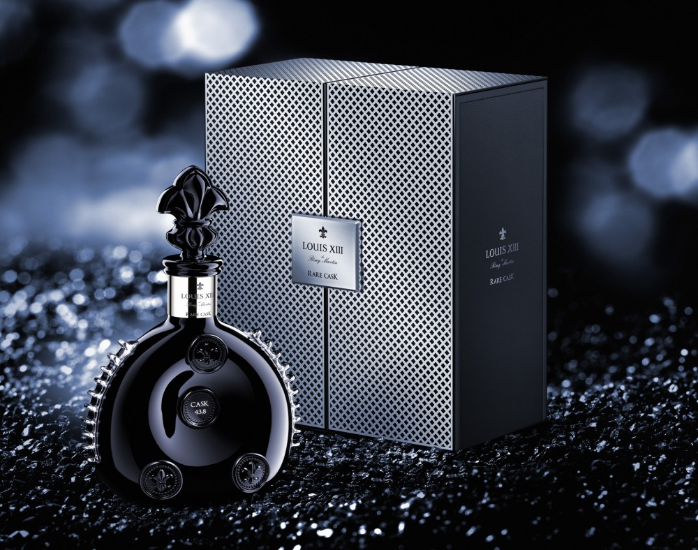 4. Remy Martin's Black Pearl Louis XIII Anniversary Edition - $165000.