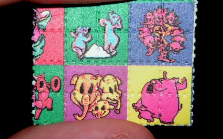 10. LSD: 3007,2 $ за грамм.