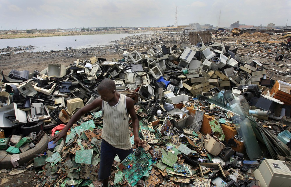 e-waste managent thesis ghana E-waste: an emerging challenge to solid waste the current e-waste management practices in ghana of urbanites in solid waste management in ghana.