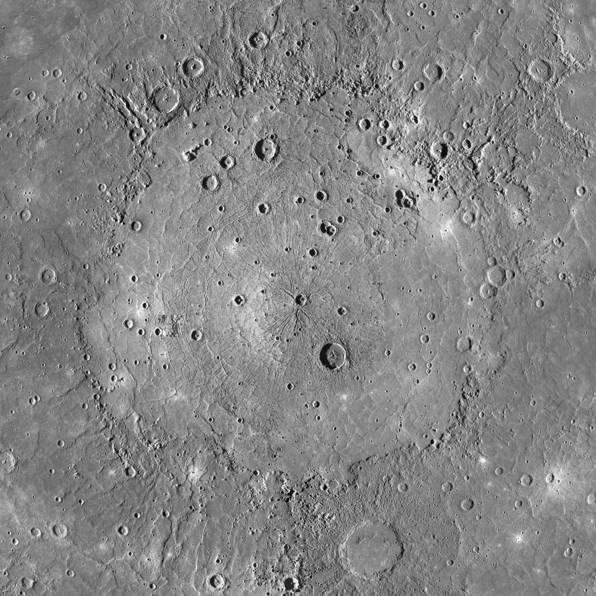 9. Позагорать в равнине жары на Меркурии.