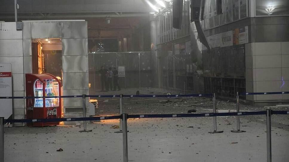 6. Один террорист был ликвидирован турецкой полицией.