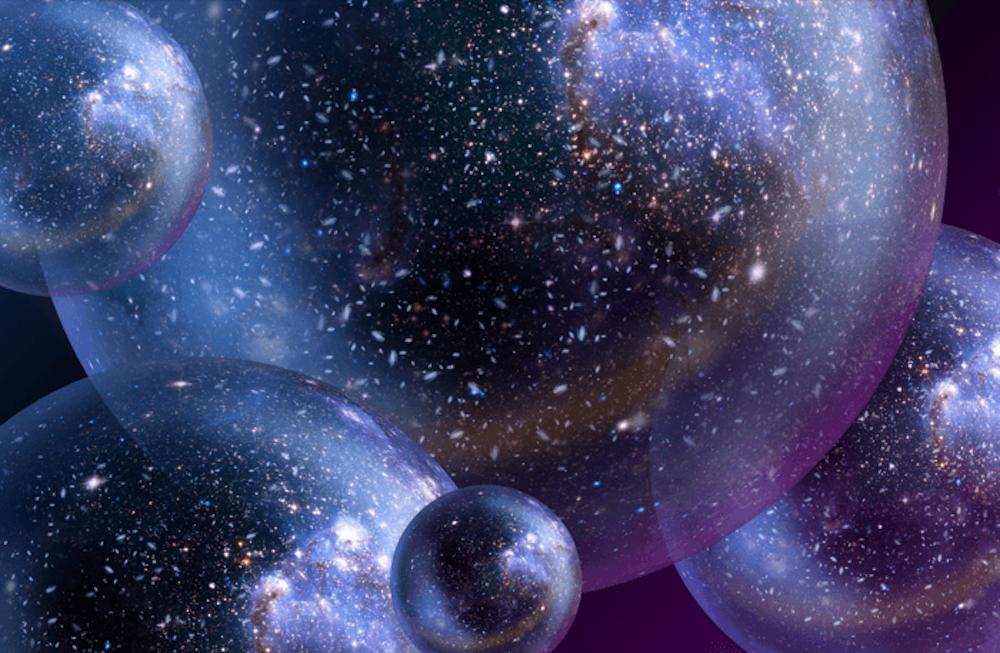 5. Вселенных может быть несколько.