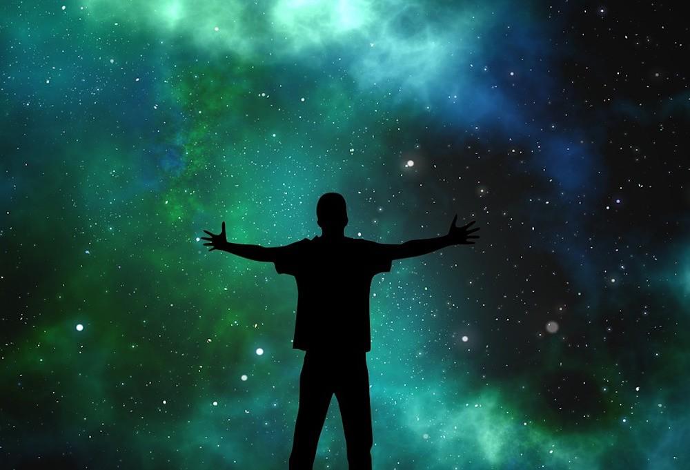 7. Вселенная растет.