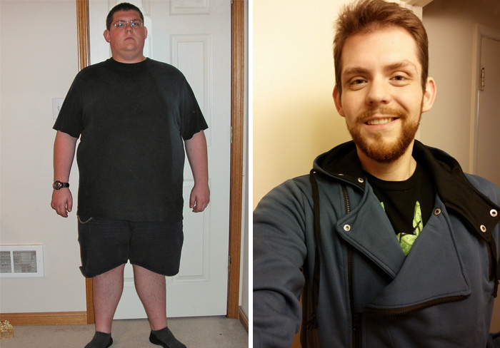 23. Минус 87 кг за год – впечатляющий результат!