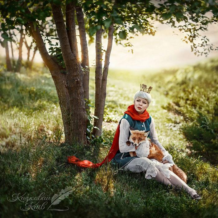 14. Маленький принц.